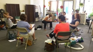 Madriella Doula Workshop hosted by Corey Strouse