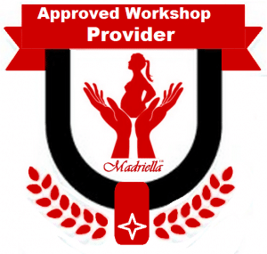 A display of the Madriella Workshop Provider Digital Badge