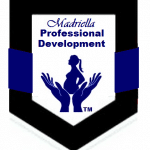 A display of the Madriella Professional Development Doula Digital Badge