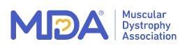 Muscular Dystrophy Association logo