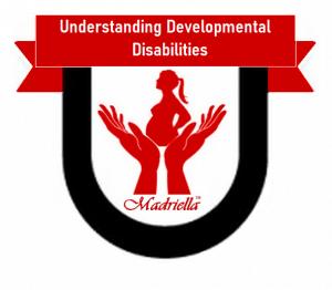 Understanding Developmental Disabilities Badge