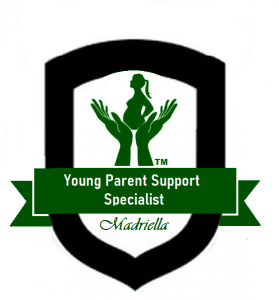 Young Parent Support Specialist badge